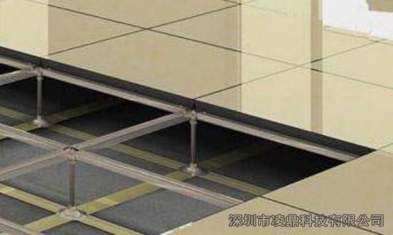 防静电地板行业杂谈图片